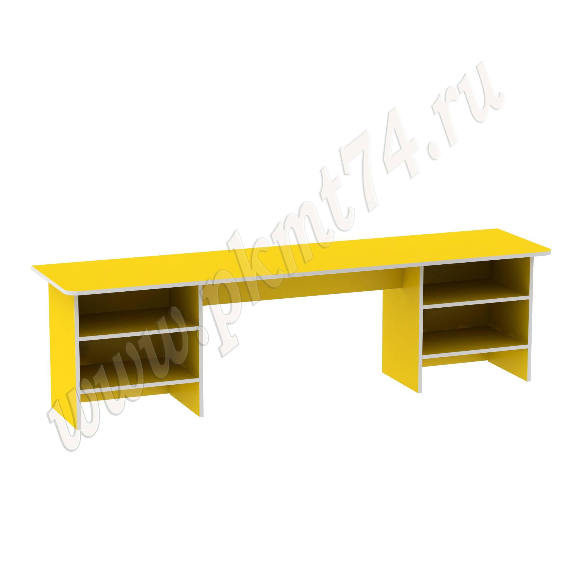 Стол для настольных игр МТ 17-48 Желтый