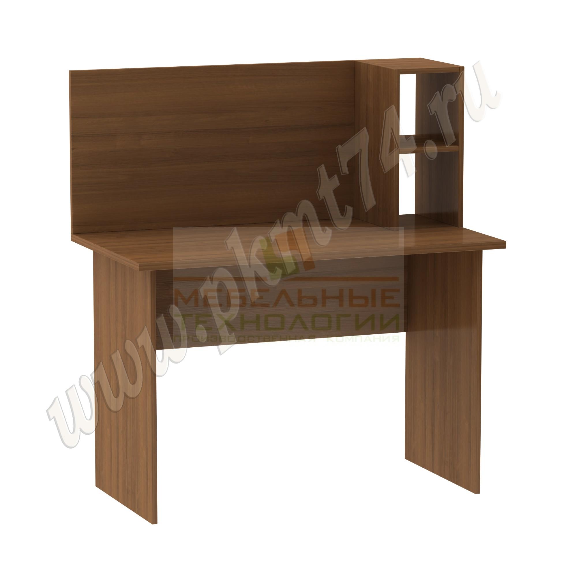 Стол для оператора call-центра МТ 06-22 Орех