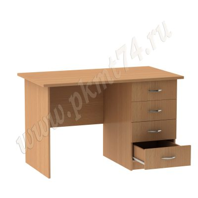 Стол для учителя вместительный мт 06-23 Бук