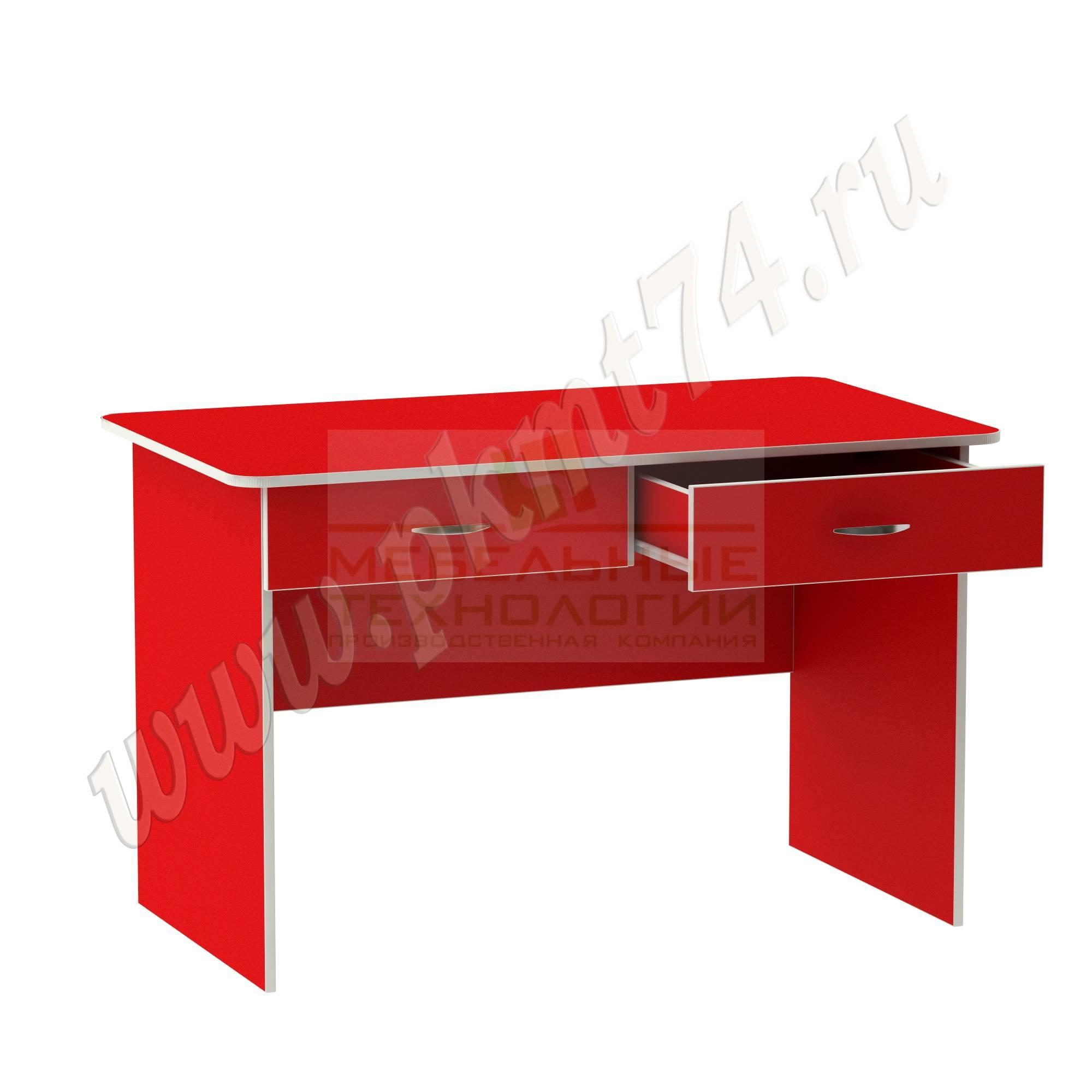 Стол для воспитателя [Цвет на выбор:: Красный]