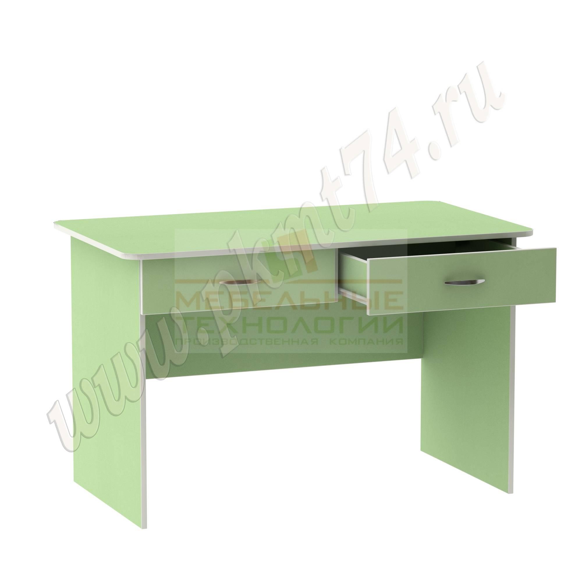 Стол для воспитателя [Цвет на выбор:: Салатовый]