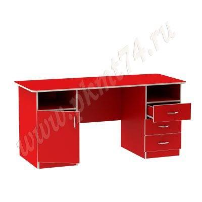 Стол для воспитателя с большими тумбами МТ 06-12