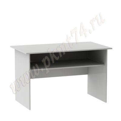 Стол для врача письменный с полкой МТ 06-2 Серый