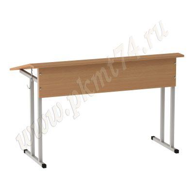Стол двухместный с регулируемым углом МТ 01-11 Бук