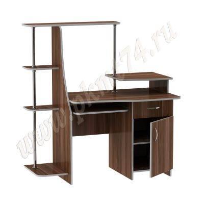 Стол компьютерный с полочками для книг MT 07-16