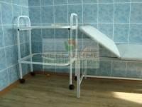 Стол медицинский с кушеткой