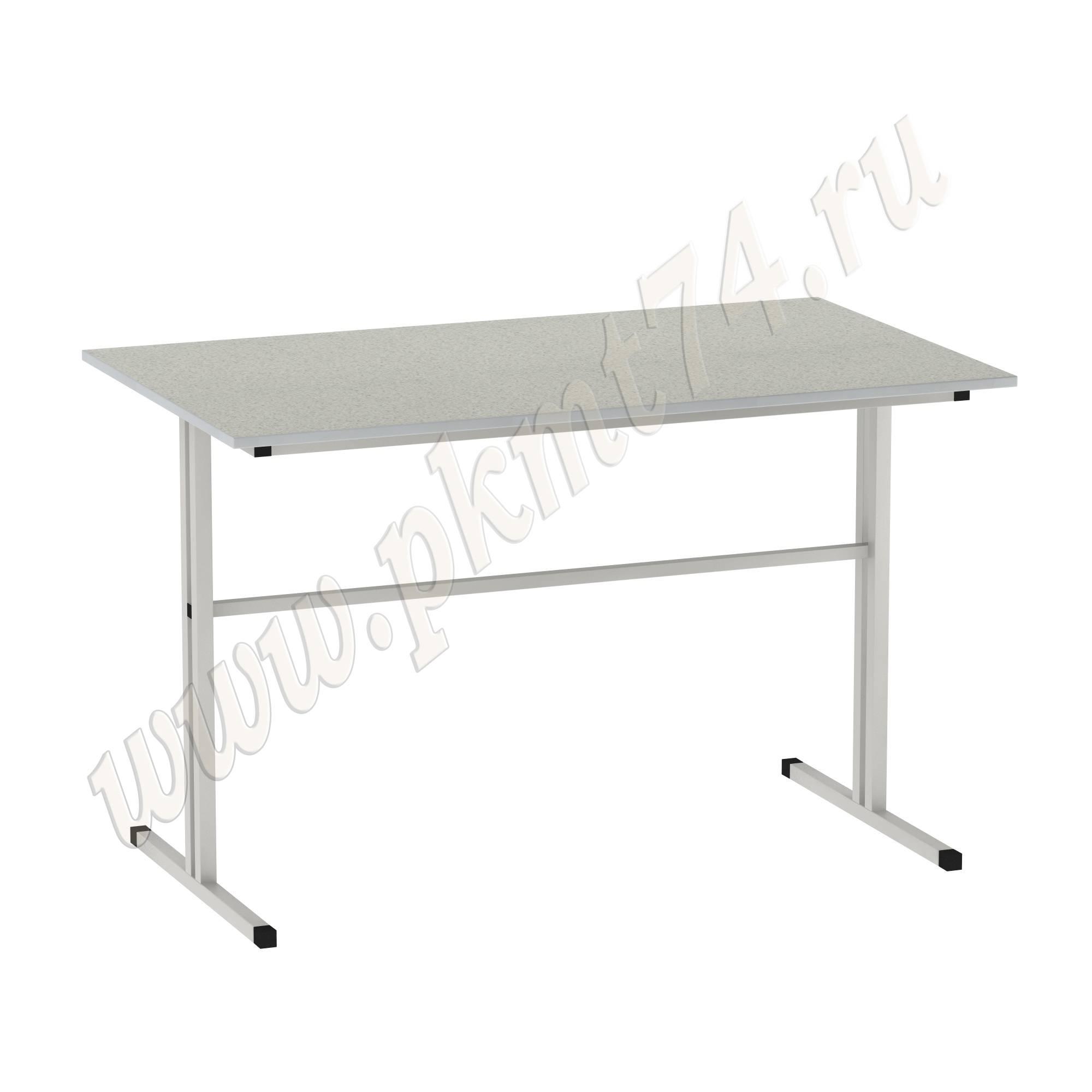 Стол для школьной столовой [Цвет столешницы (СКИФ):: Новое Бистро (191)]