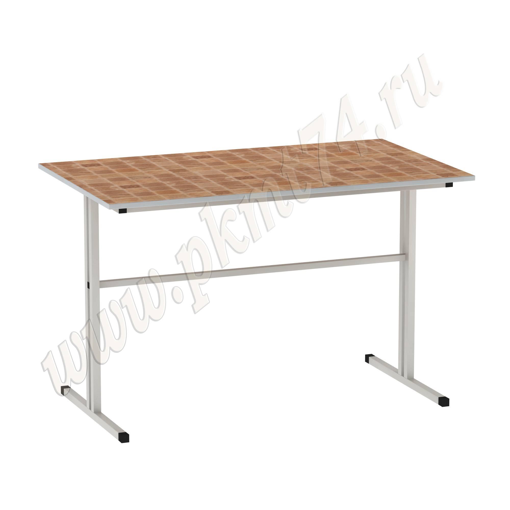 Стол для школьной столовой [Цвет столешницы (СКИФ):: Мексика (24)]