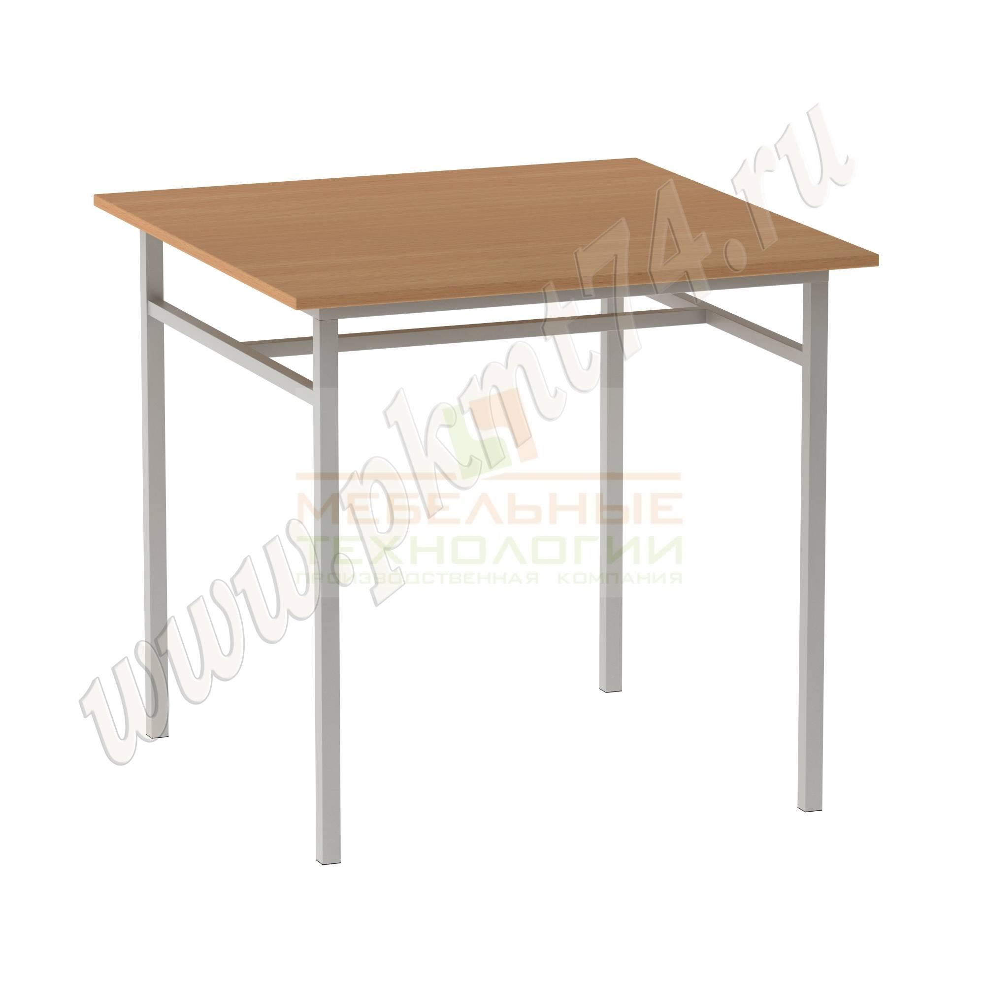 Стол обеденный для школьной столовой МТ 20-7 Бук