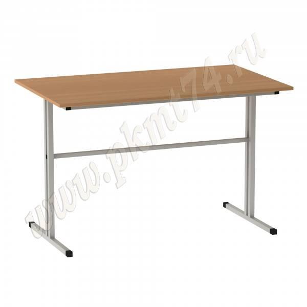 Стол обеденный на металлическом каркасе MT 20-4 Бук