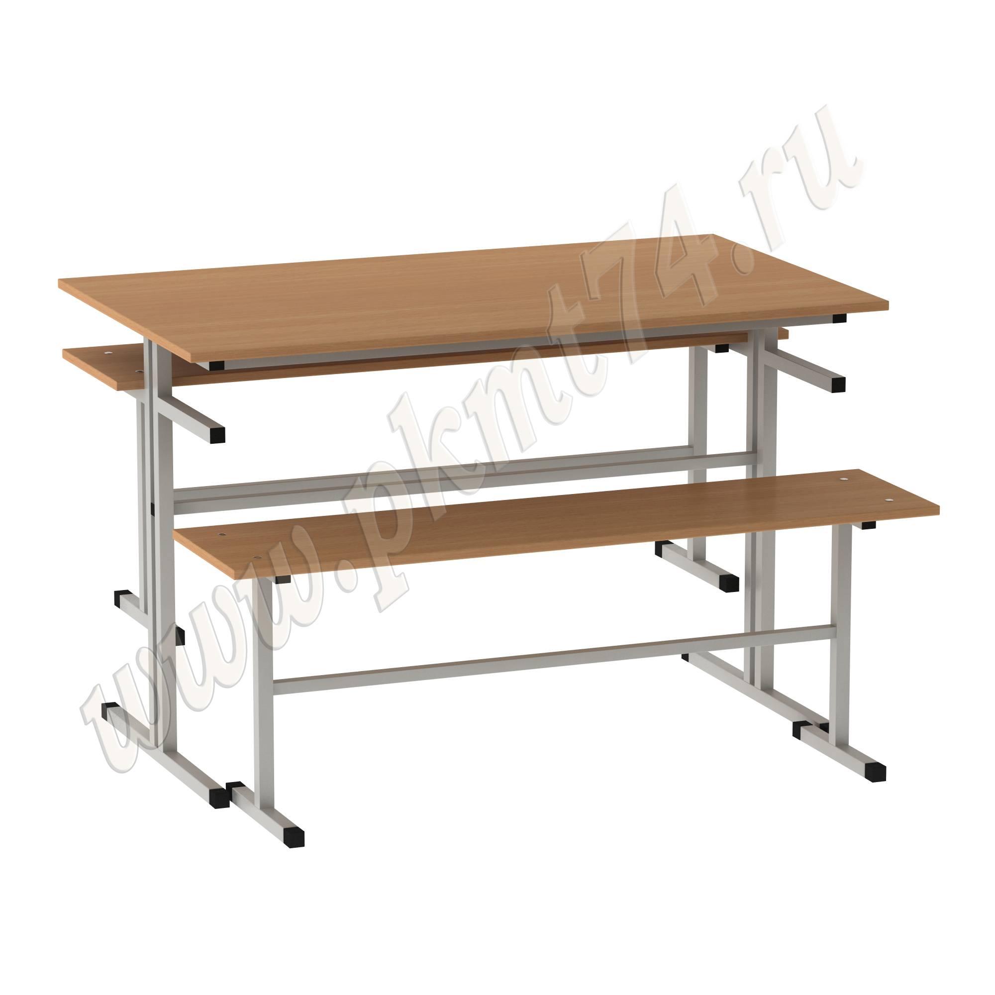 Стол обеденный с лавочками MT 20-10