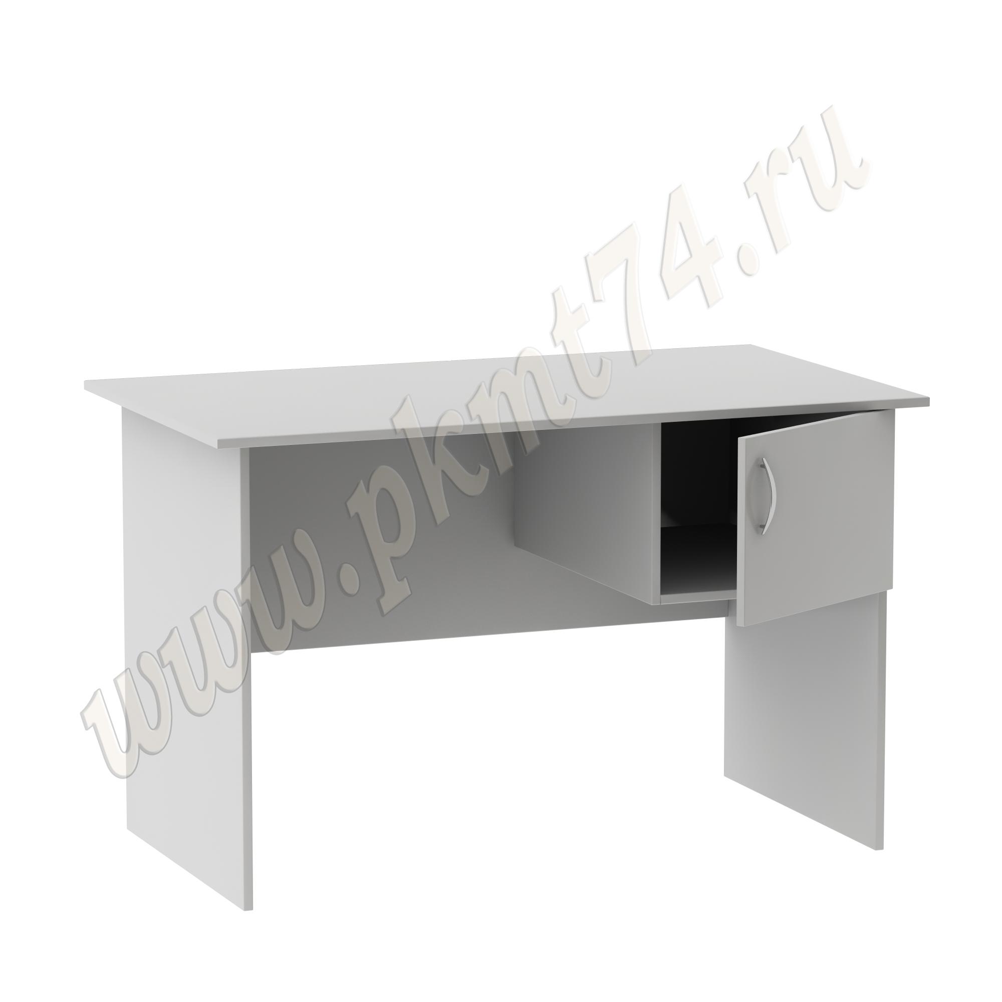 Стол однотумбовый для врача МТ 06-3 Серый
