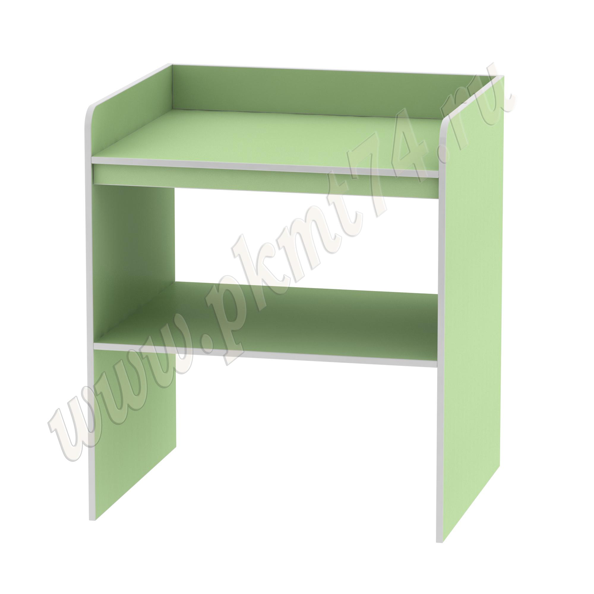 Стол пеленальный ЛДСП МТ 31-3 Зелёная