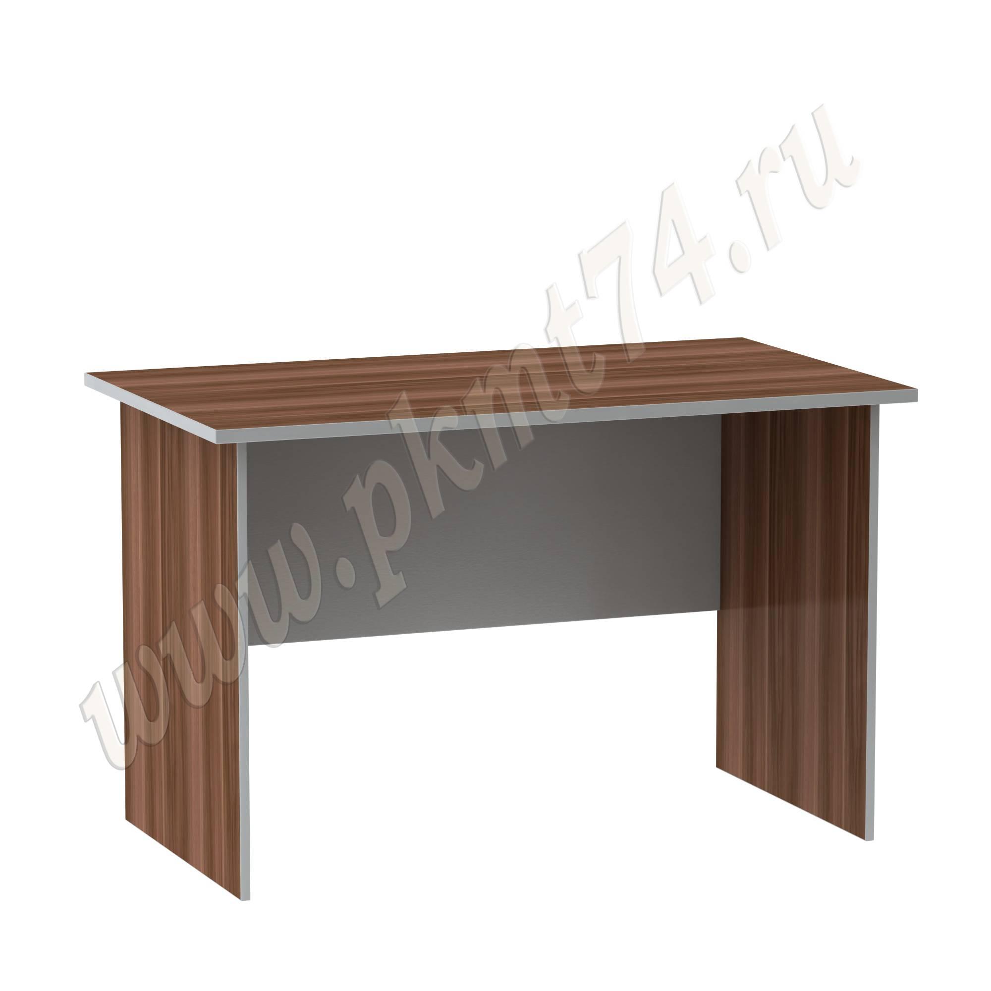 Стол письменный MT 06-1 Слива-Алюминий