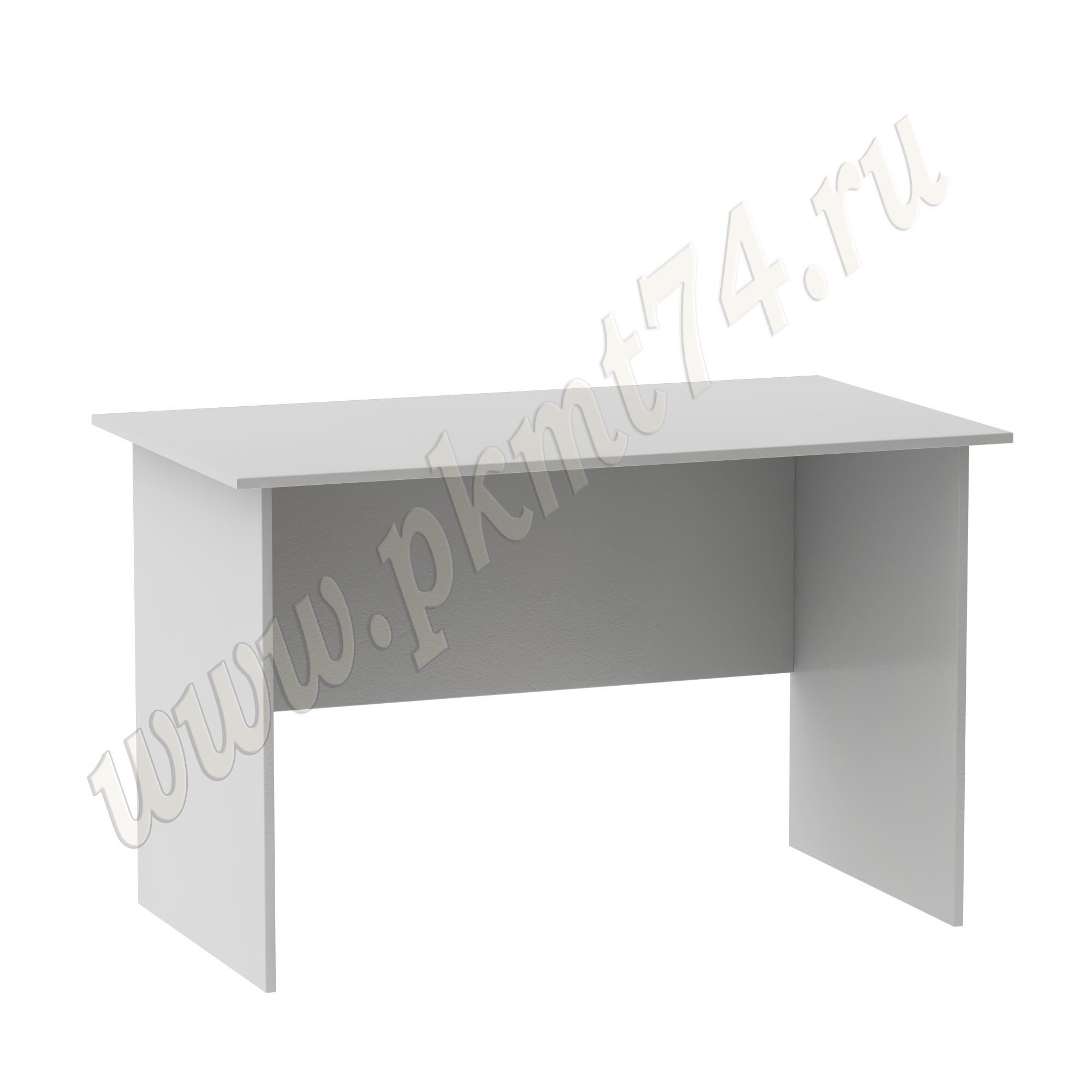 Стол письменный для врача [Цвет ЛДСП:: Серый]