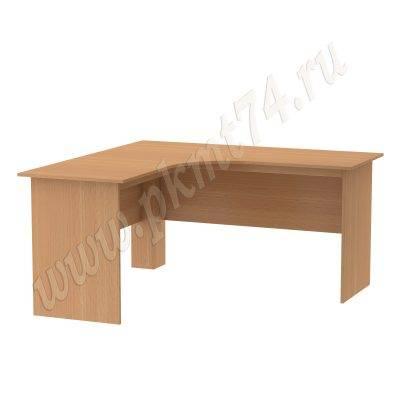 Стол письменный угловой MT 06-15 Бук-1