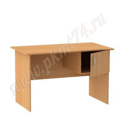 Стол с маленьким ящиком МТ 06-3 Бук