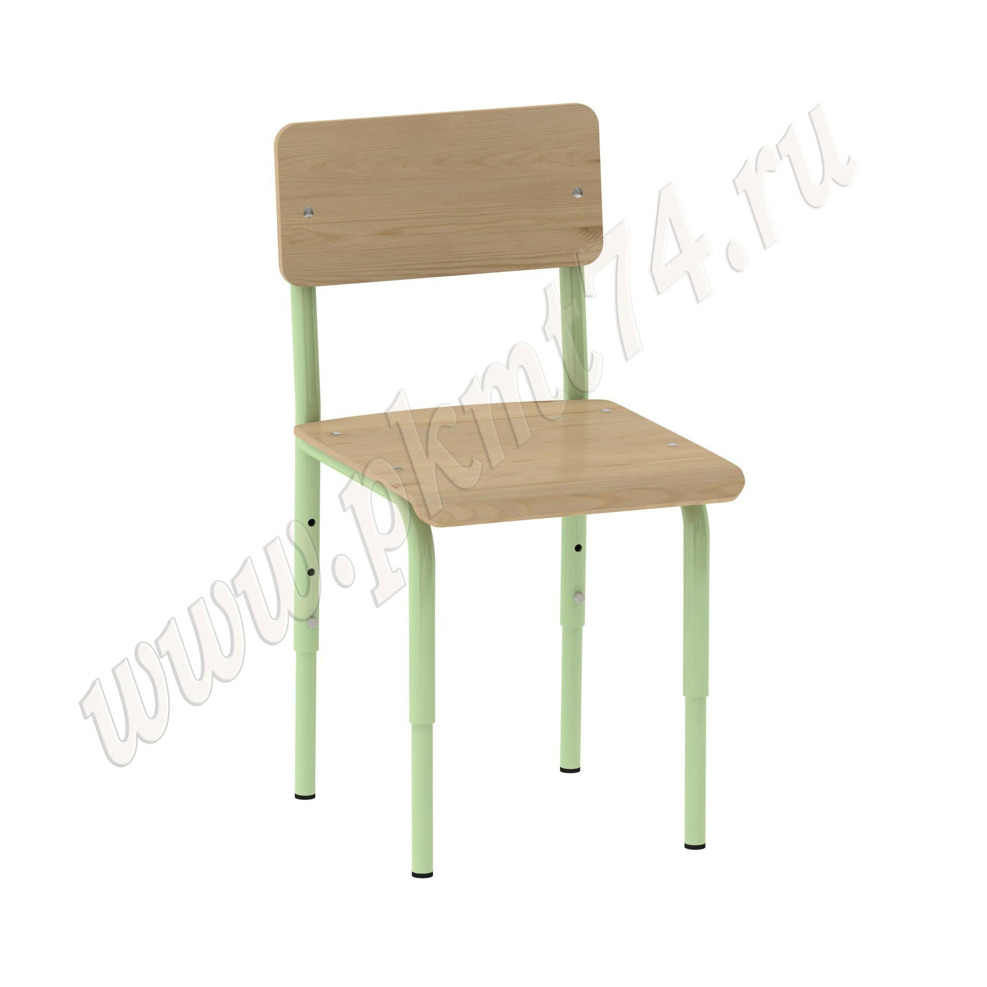 Стул для детского сада [Цвет каркаса:: Зеленый]