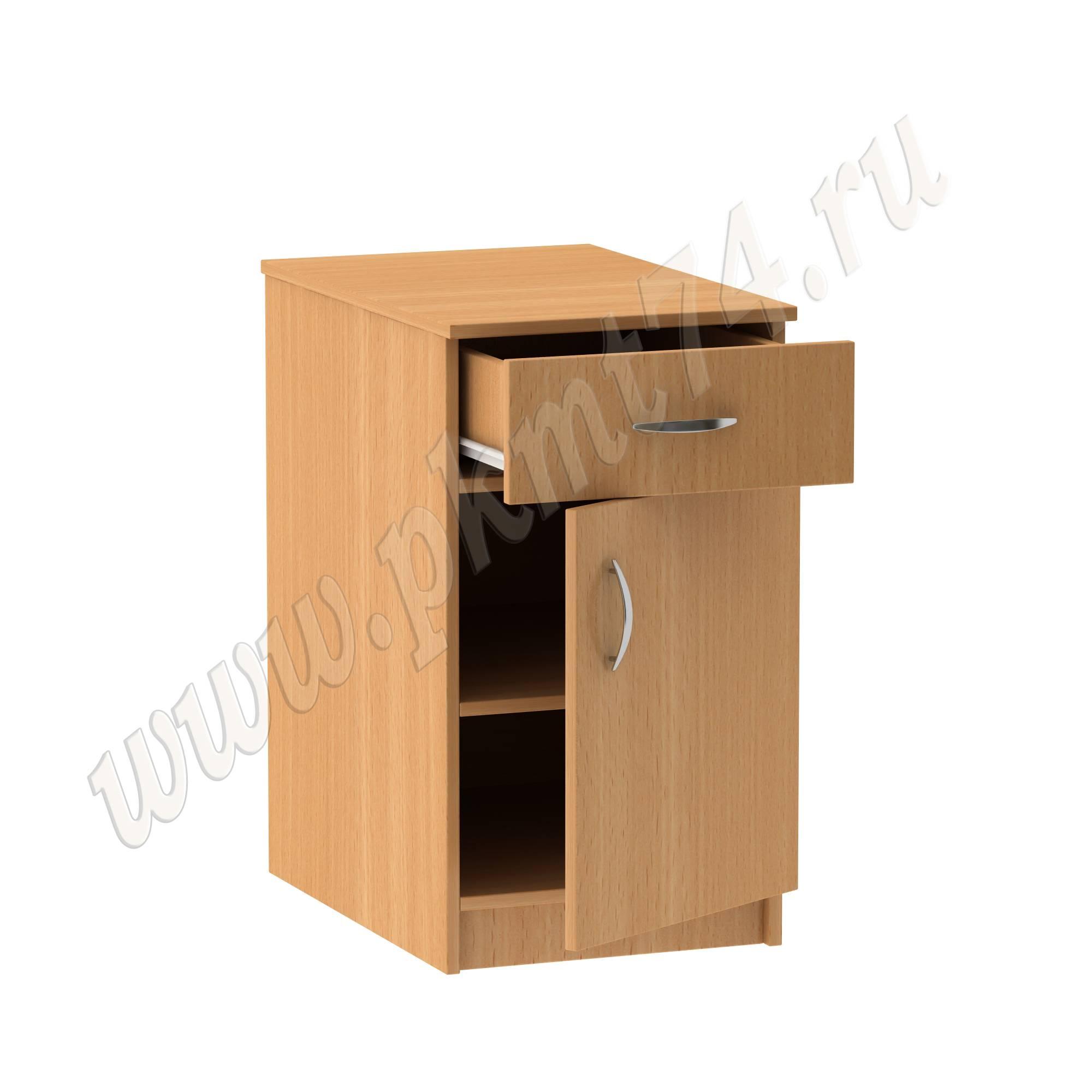 Тумба прикроватная с ящиком и дверкой