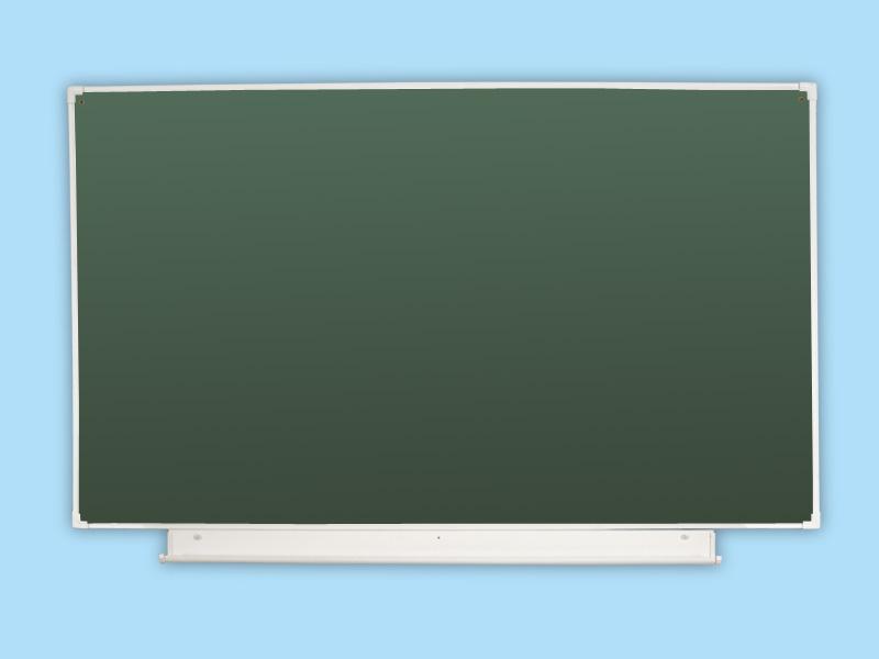 Доска школьная одноэлементная зеленая 11 З
