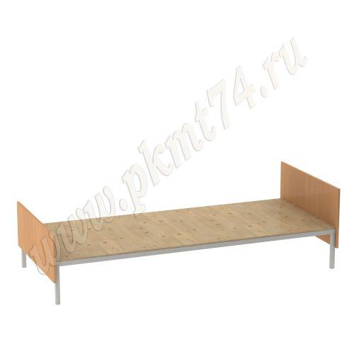 Кровать для общежития эконом МТ 16-9