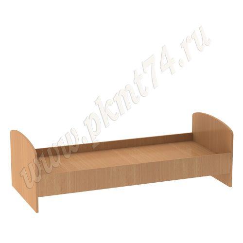 Кровать односпальная МТ 16-12 Бук