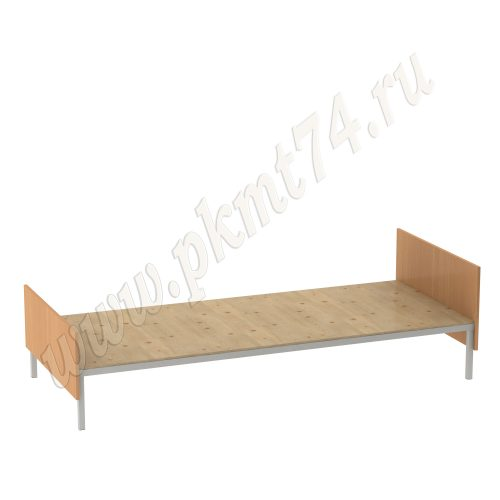 Кровать одноярусная МТ 16-9 Бук