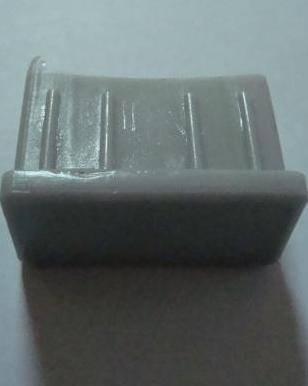 Заглушка пластиковая внутренняя 40×20